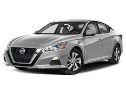 New Nissan Altima Sedan