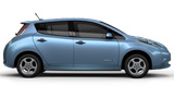 New Nissan Leaf Electric Car