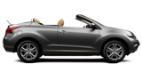 New Nissan Murano Cross Cabriolet Crossover