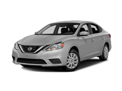 New Nissan Sentra Car