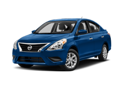 New Nissan Versa Car