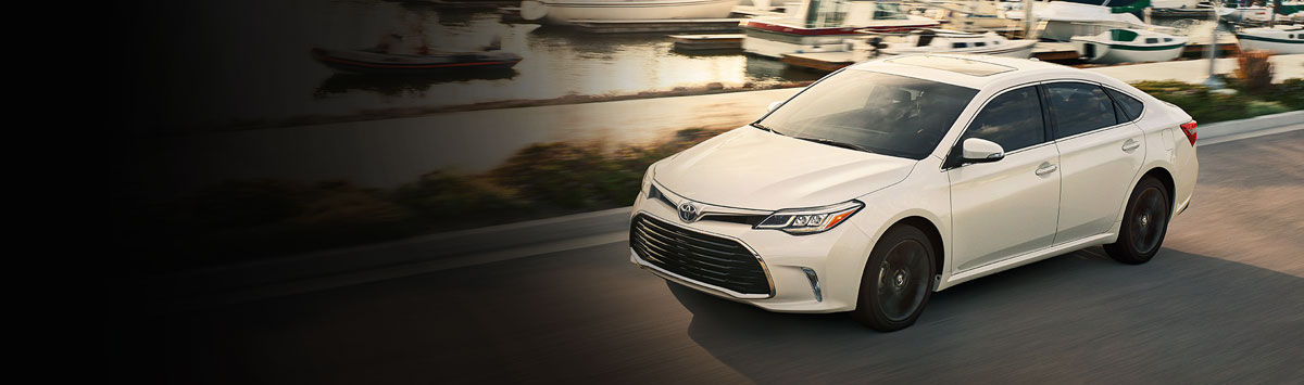 2017 Toyota Avalon Main Img Contact Us View Brochure