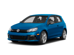 New Volkswagen Golf R image link