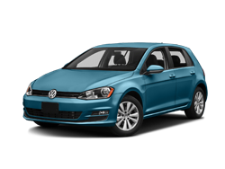 New Volkswagen Golf image link
