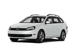 New VW Jetta Wagen Photo