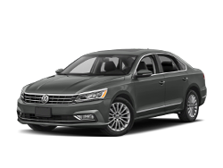 New VW Passat Sedan Photo