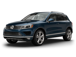 New VW Touareg Seattle