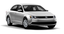 New VW Jetta Photo