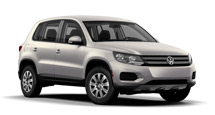 New Tiguan Photo