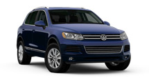 New VW Touareg Photo
