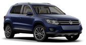 New Tiguan Seattle